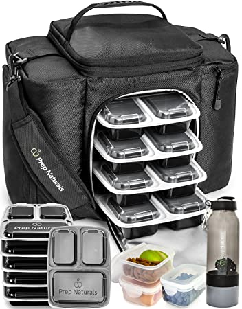 3f2009884f4c Meal Prep Bag Meal Prep Lunch Box - Insulated Lunch Bag Backpack Cooler  Lunchbox - Lunch