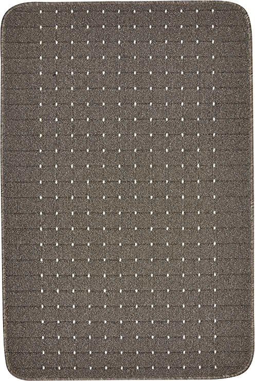 Red with Cream 180 x 67 Dandy by William Armes Stanford Washable Hallway Runner Carpet Runner