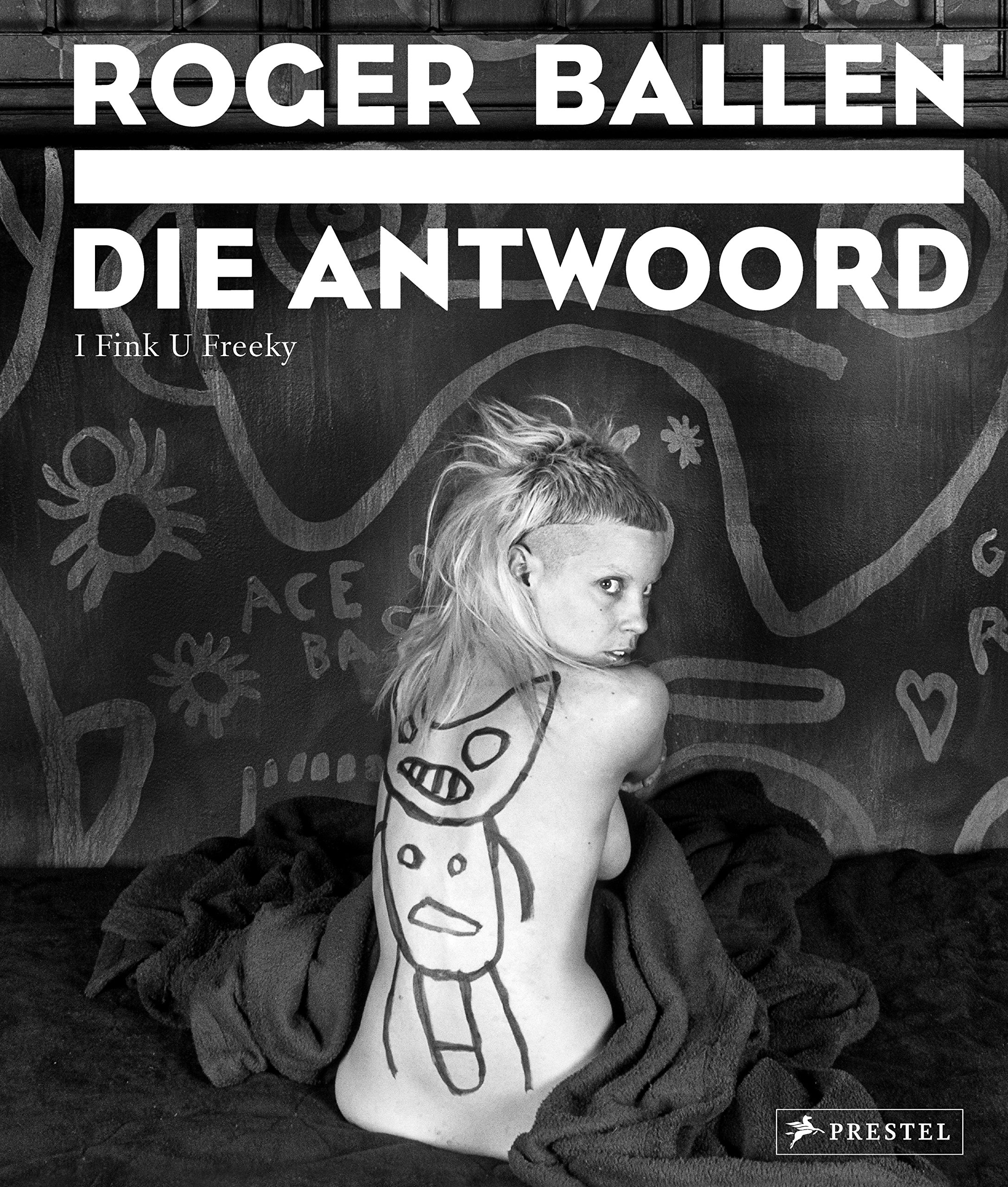 Amazon.com: Roger Ballen: Die Antwoord: I Fink You Freeky ...