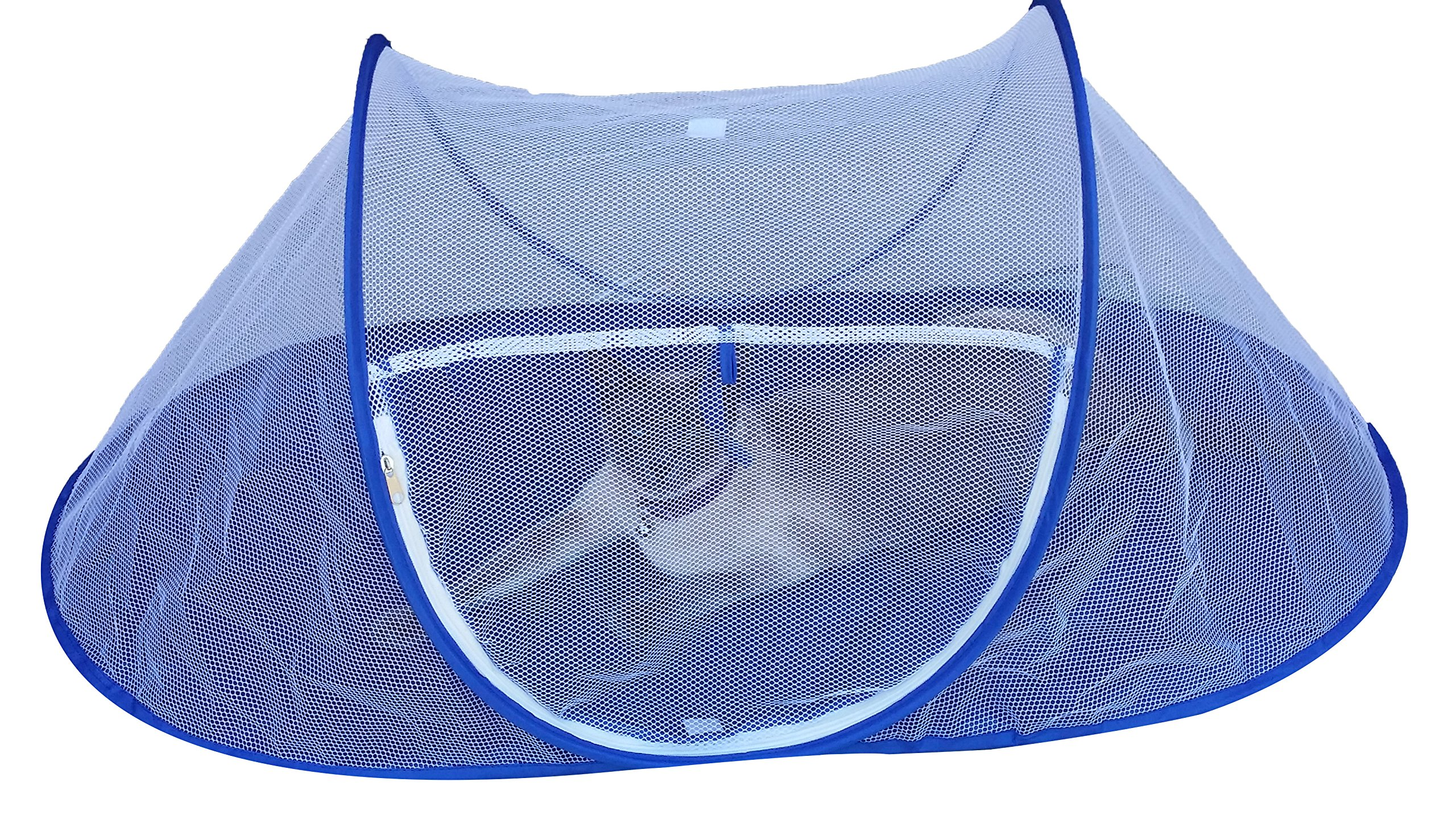 Nala and Company - THE CAT HOUSE Indoor Outdoor Pet Enclosure Portable Pop Up