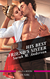 His Best Friend's Sister (First Family of Rodeo Book 1)