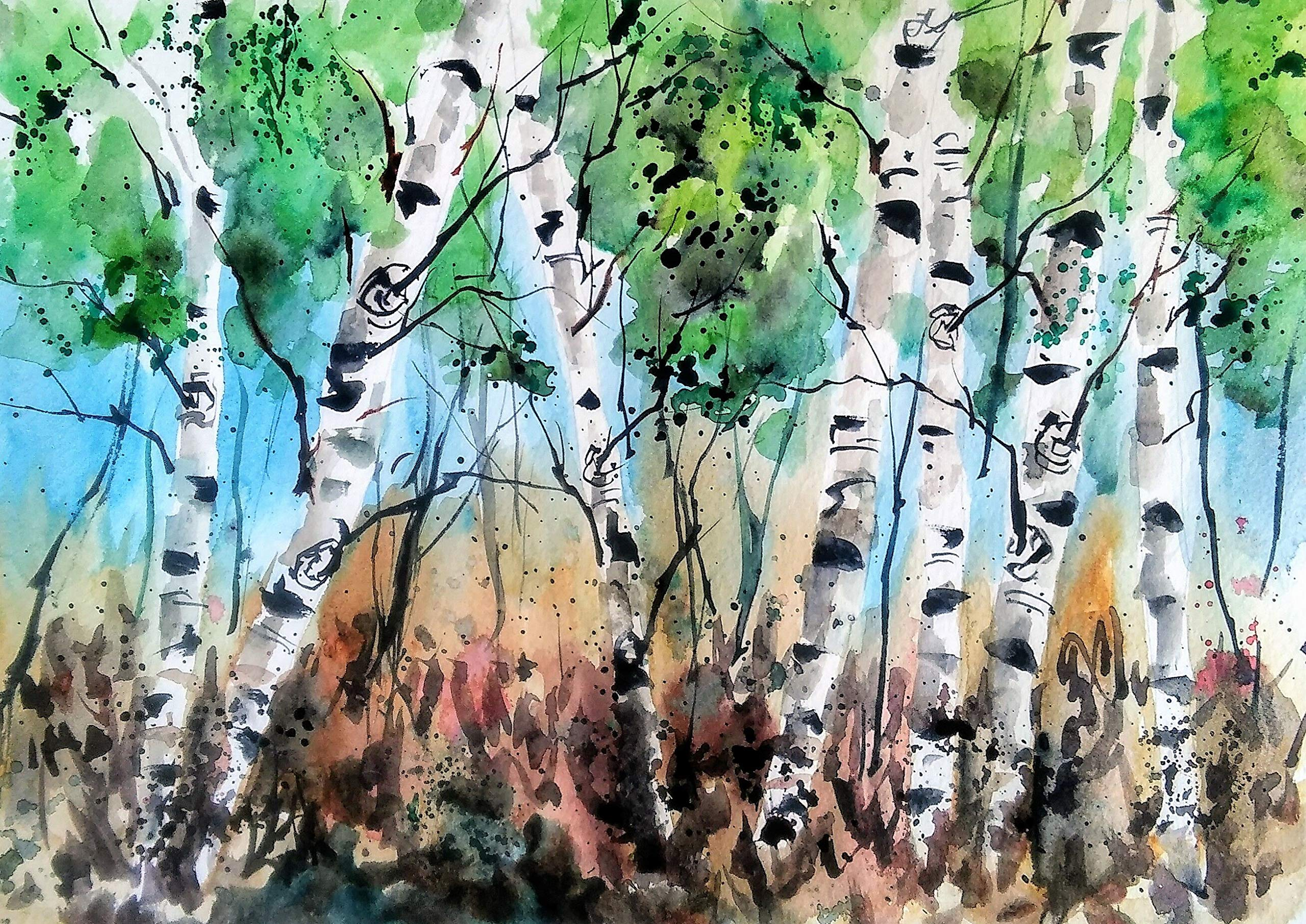 Birch Haven by