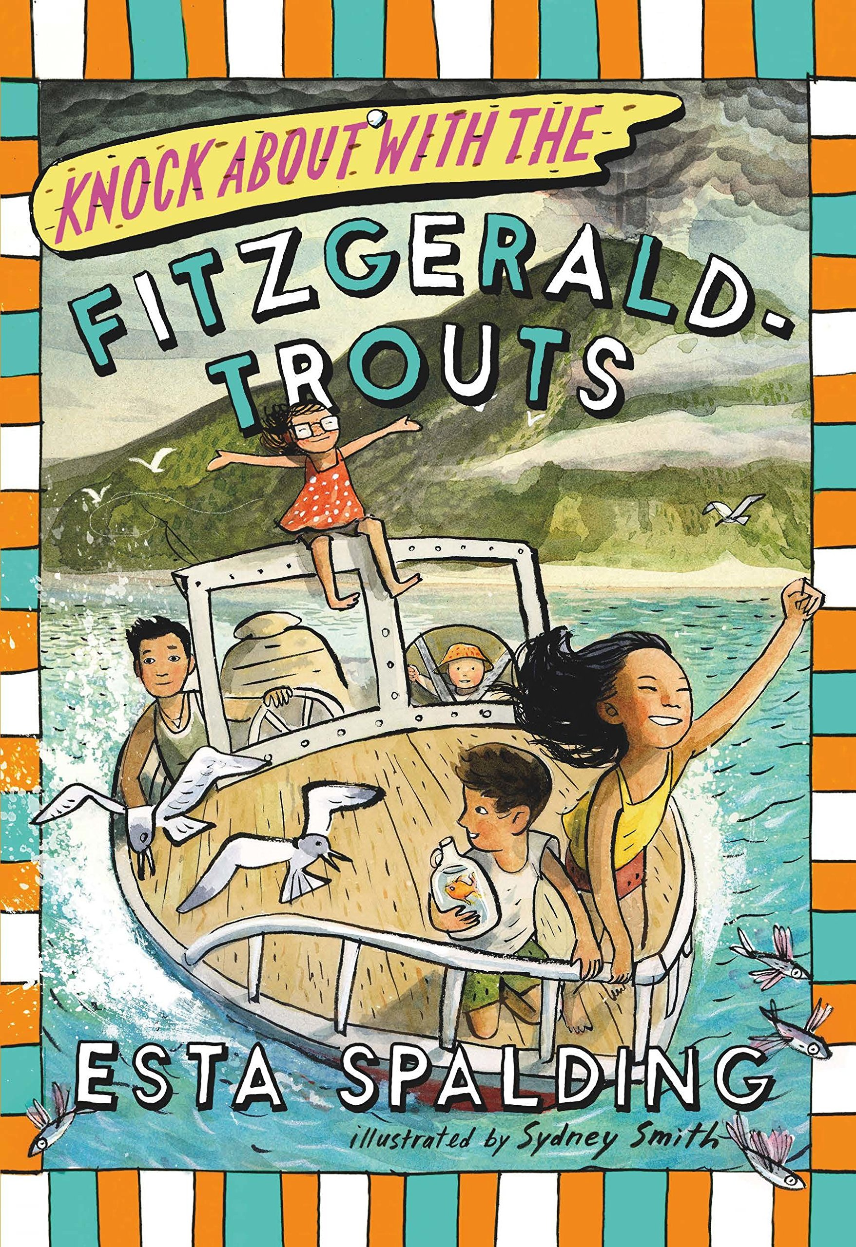 Download Knock About with the Fitzgerald-Trouts pdf