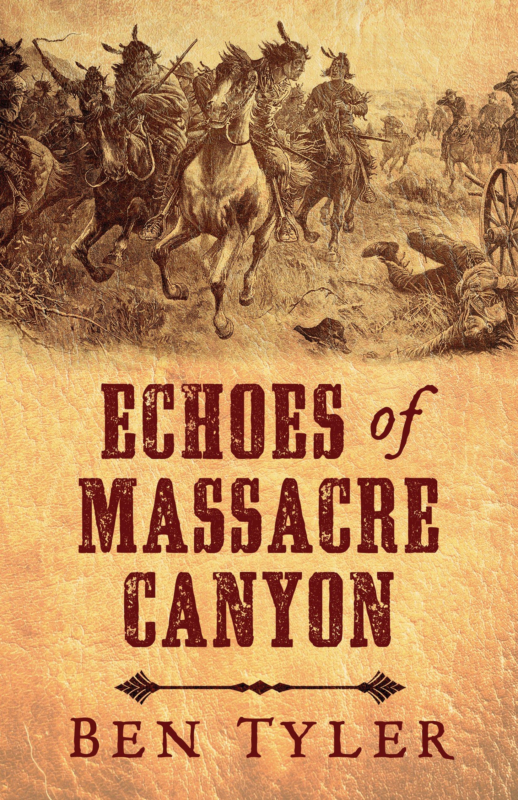 Echoes of Massacre Canyon pdf epub