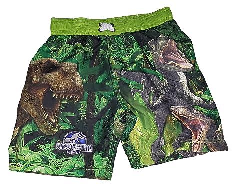Shortssmall 67 Jurassic Trunks Boys Swim World Dinosaur q4R35jAL