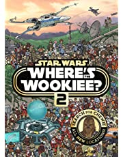 Star Wars Where's the Wookiee 2 Search and Find Activity Book (Star Wars Search & Find)