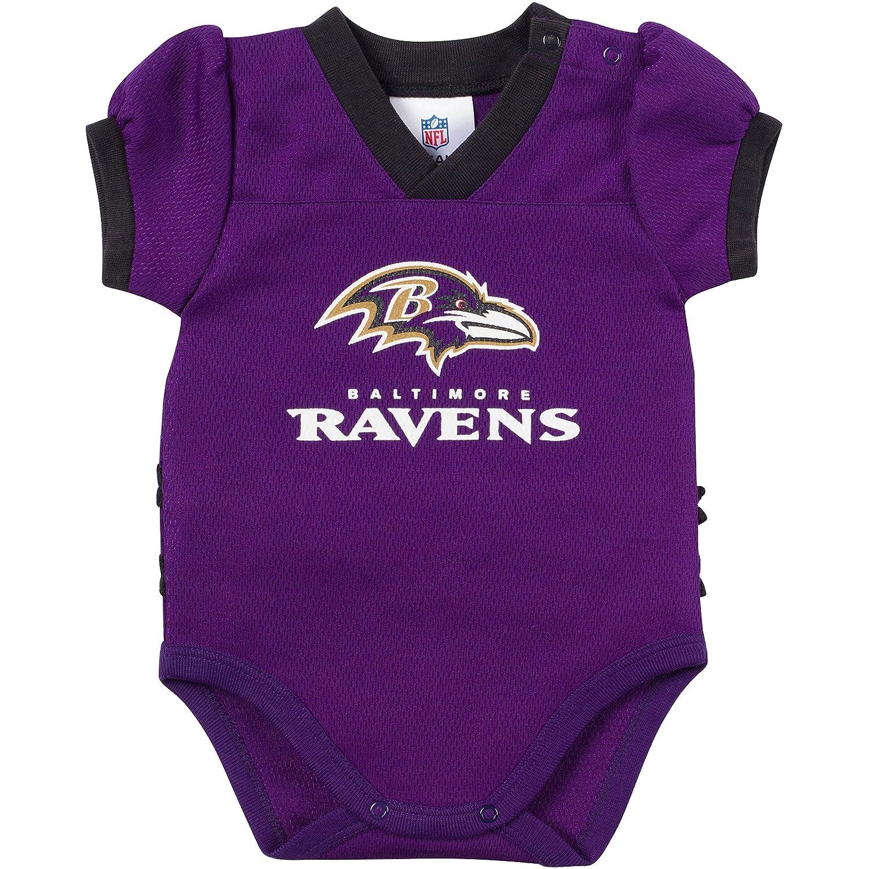 最新作の Gerber Baltimore Ravens Baby Baby Girlダズルボディスーツ Months 12 Months Ravens B00ZYEE1AC, 野々市町:9bc94de9 --- a0267596.xsph.ru