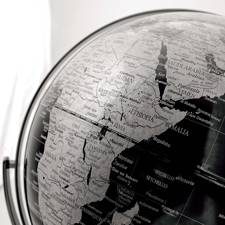 Globe Globe Globe Collection Globes, schwarz, 13 cm a3e887