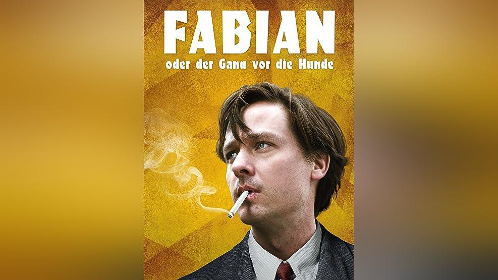 Fabian - Der Gang vor die Hunde