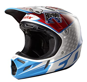 Fox Racing V4 Reed réplica casco