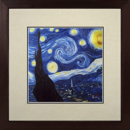 vincent van gogh the starry night meaning