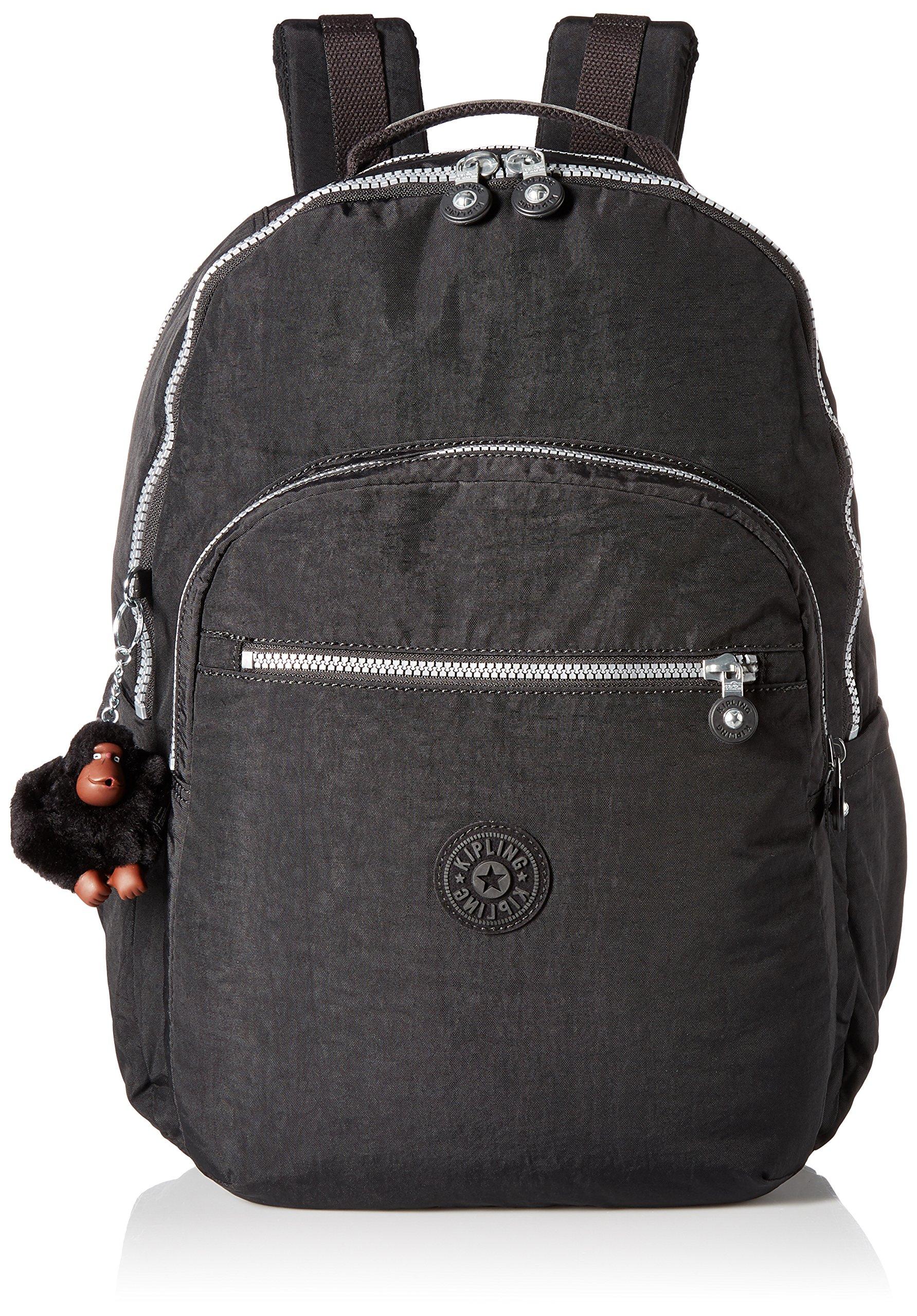 Seoul Extra Large Backpack Backpack, Black, One Size