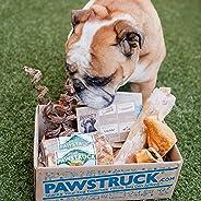 Pawstruck Natural Dog Chew Box: Small Dog (< 20 L