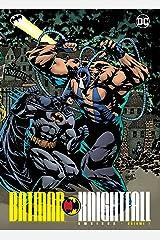 Batman: Knightfall Omnibus Vol. 1 Hardcover