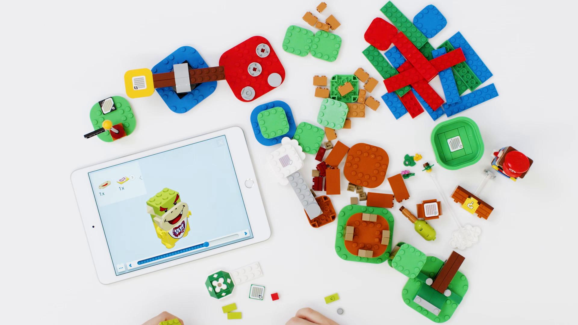 LEGO Super Mario Starter Pack Costruibile per il Percorso di base Avventure con Super Mario, Giocattolo e Idea Regalo… 7 spesavip