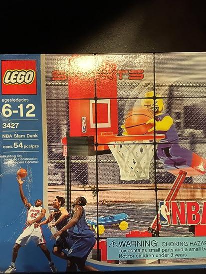Amazon.com: LEGO Slam Dunk Playset: Toys & Games