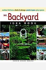 New Backyard Idea Book (Taunton Home Idea Books) Paperback