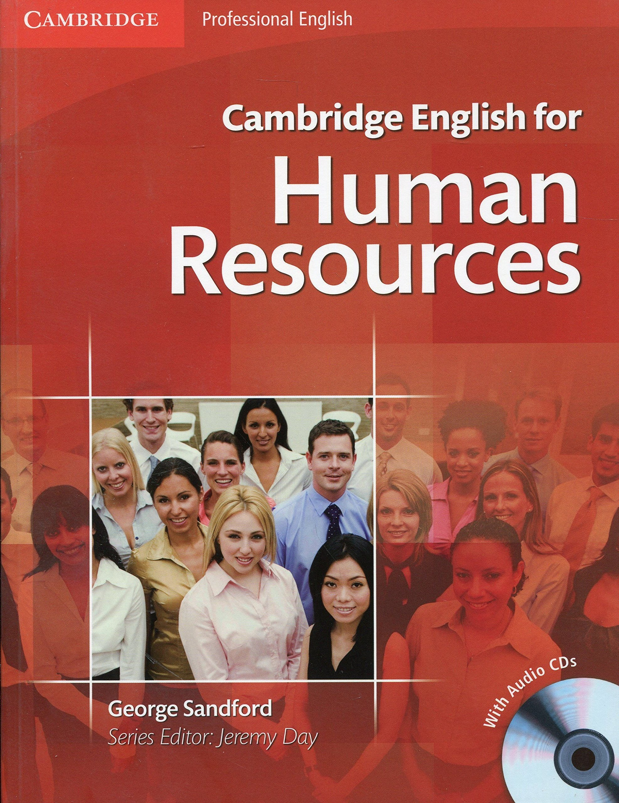 Cambridge English for Human Resources Student's Book with Audio CDs (2) by imusti