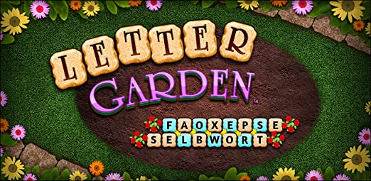 amazoncom letter garden word search appstore for android - Letter Garden Game
