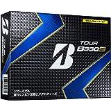 BRIDGESTONE(ブリヂストン) ゴルフボール TOUR B B330S 1ダース(12個入り)  GSYXJ