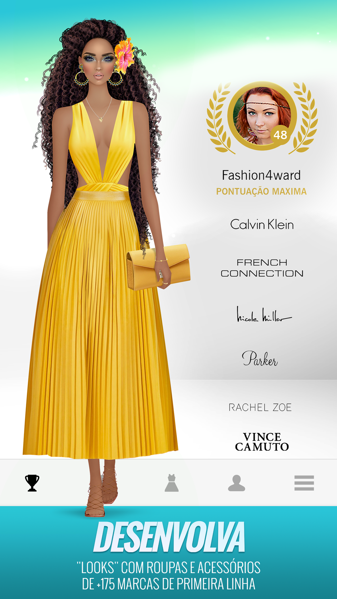 Covet Fashion, o jogo de moda: Amazon.com.br: Amazon Appstore