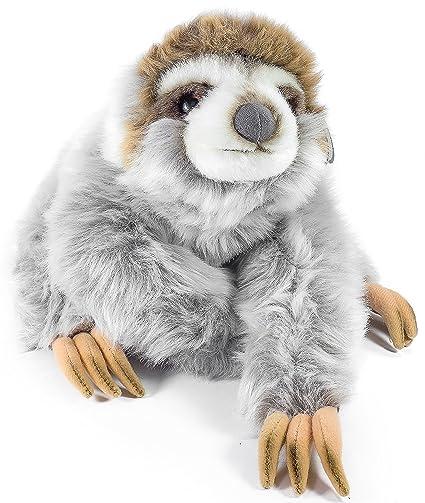 Amazon Com Viahart Siggy The Threetoed Sloth Baby 12 Inch Large