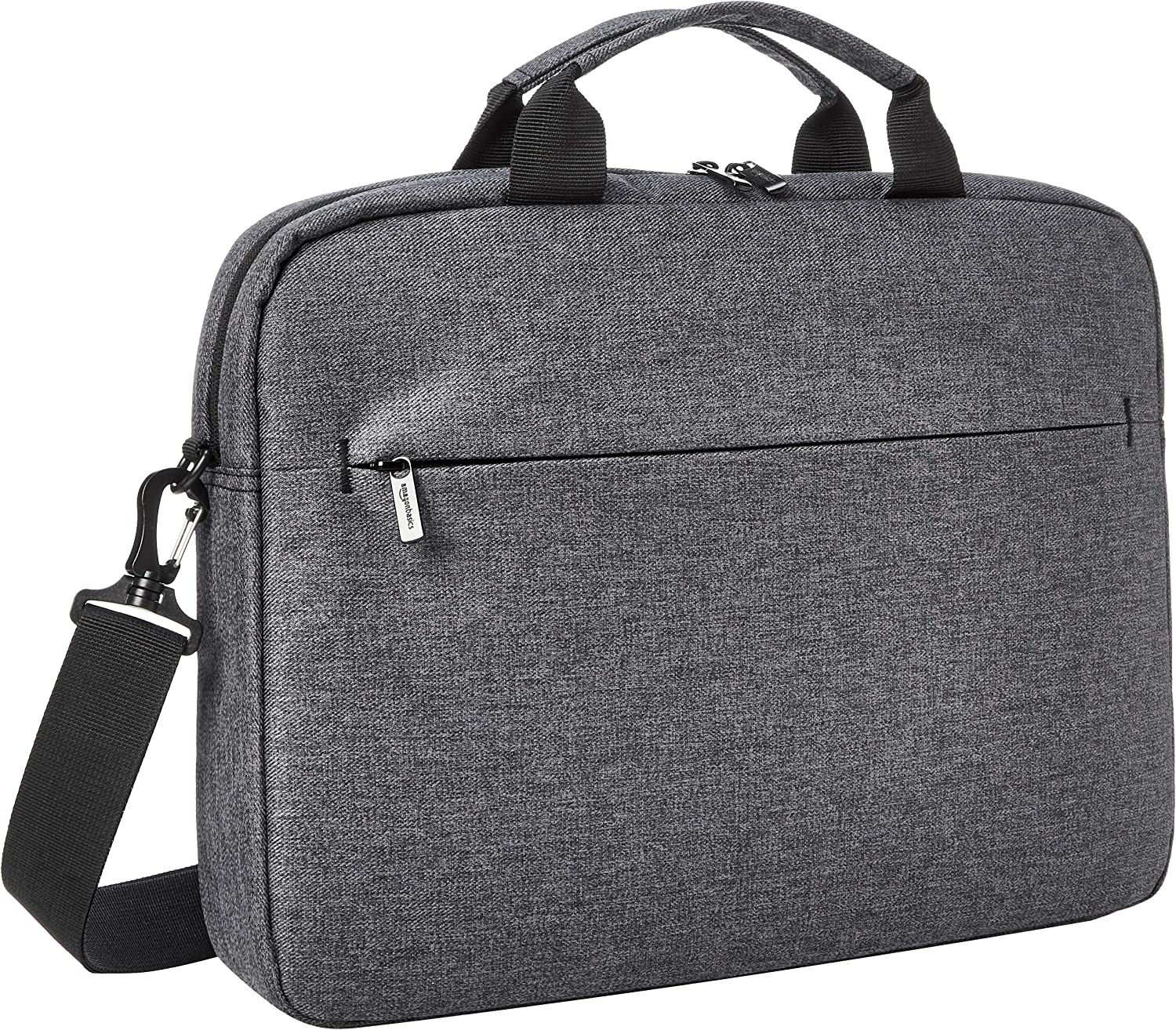 "AmazonBasics Urban Laptop and Tablet Case, 15"", Grey"