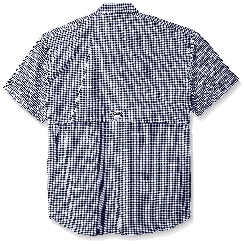 1438971-686 Columbia Mens Super Bahama Shorts Sleeve Shirt Columbia Sporting Goods