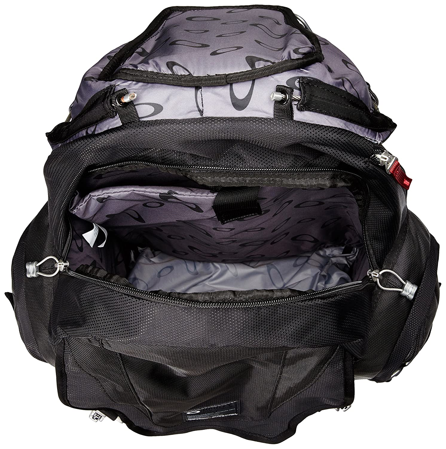 4c9ad1e4d4 Oakley Kitchen Sink Backpack - Black (92060A-001)  Amazon.co.uk  Luggage