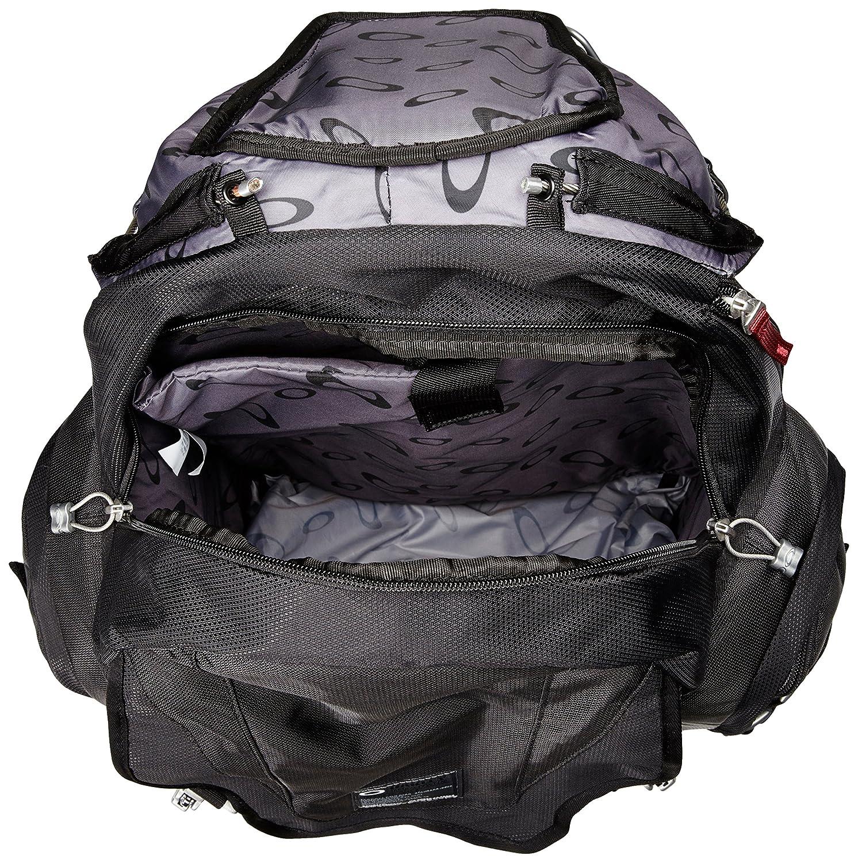 bbf245343f Oakley Kitchen Sink Backpack - Black (92060A-001)  Amazon.co.uk  Luggage