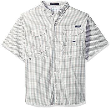 Columbia Super Bonehead Classic Big   Tall - Camiseta de Manga Corta para  Hombre 668fbd87a49