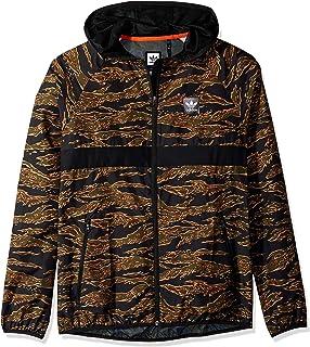 39ca22e4d076 adidas Originals Men s Skateboarding Camo All Over Print Packable Wind  Jacket
