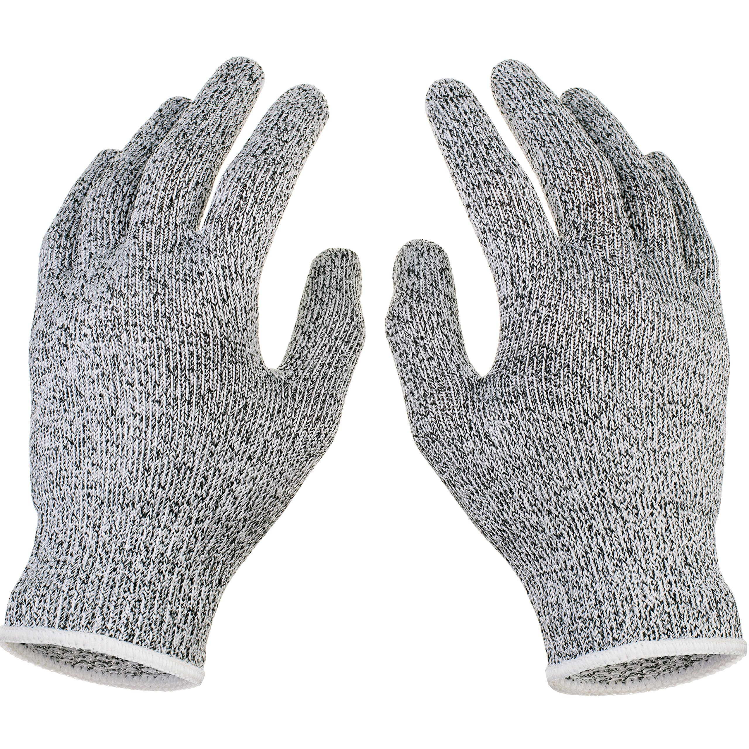 NoCry Cut Resistant Gloves with Grip Dots - High Performance Level 5 Protection, Food Grade. Size Large, Free Ebook Included! by NoCry (Image #9)