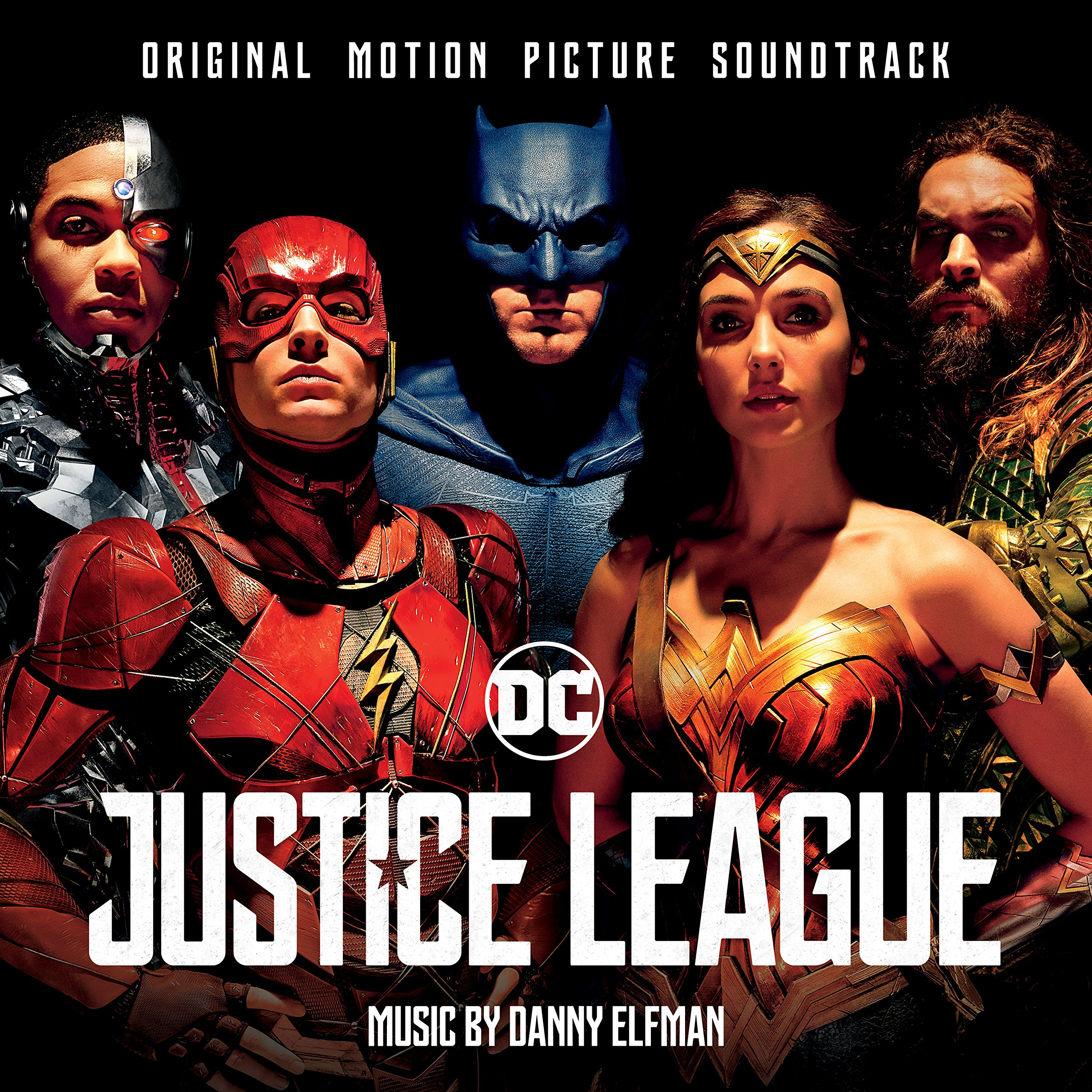 CD : Soundtrack - Justice League (2 Disc)