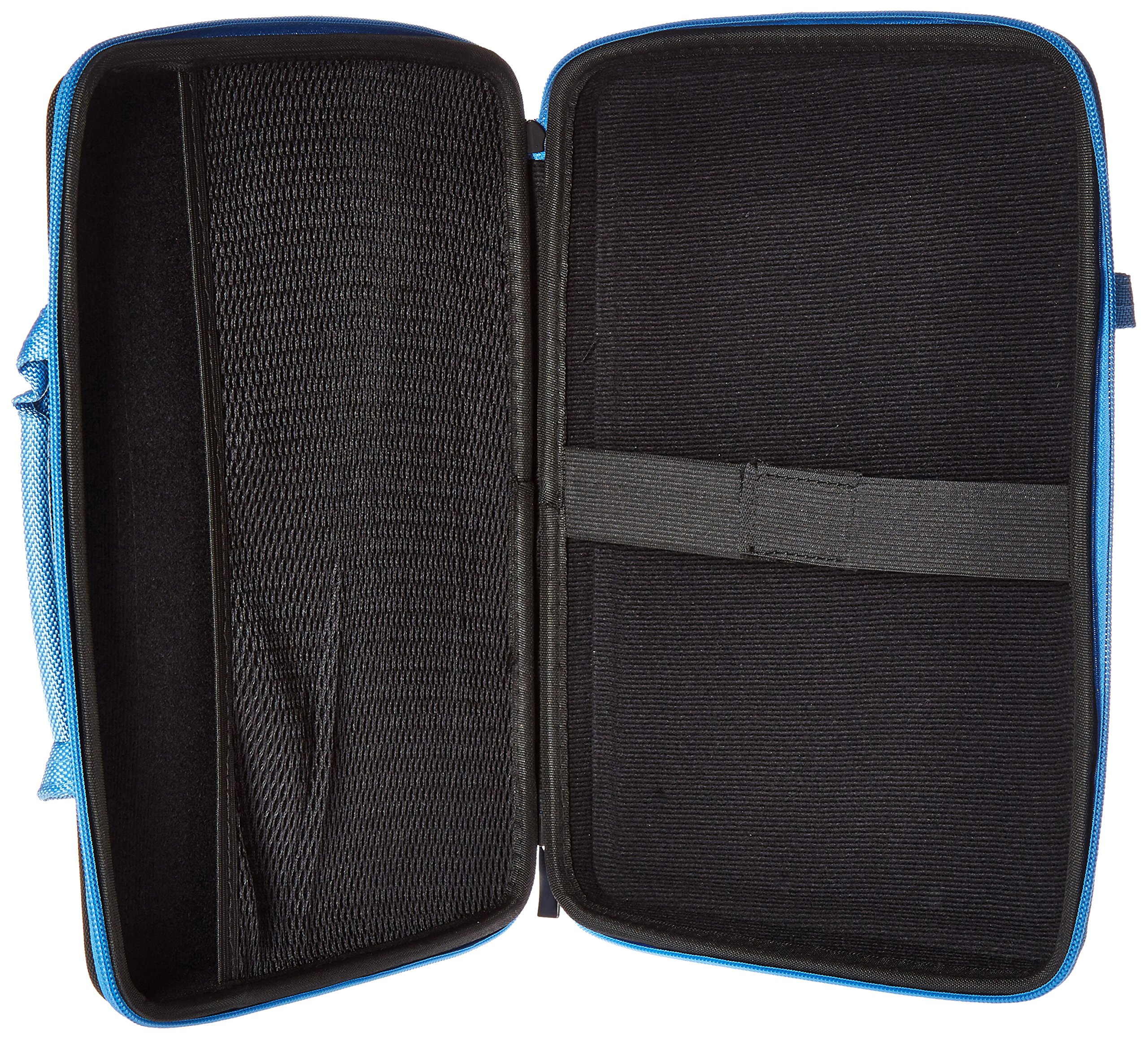I Love NY Sleek Netbook Case, Black/Blue (ILNLAP1160KB) by I Love NY (Image #3)