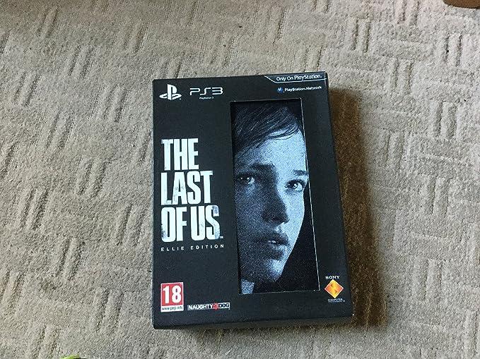 The Last of Us - Ellie Edition [PEGI]: Amazon co uk: PC