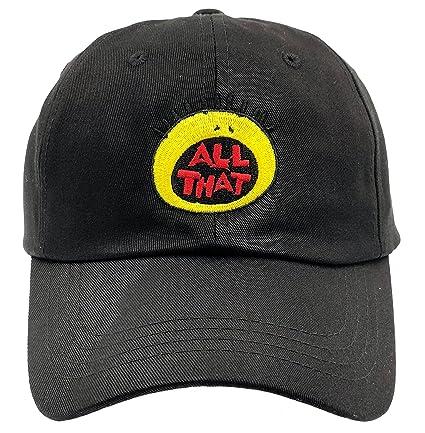 49ec0a26d97 Amazon.com  SYWHPS All That Hat Dad Cap 90s Baseball Adjustable ...