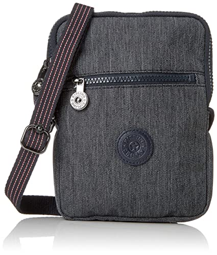 59d5fa05eaf Kipling ESSYLA Messenger Bag, 21 cm, 0.5 liters, Blue (Active Denim):  Amazon.co.uk: Luggage