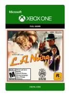 L.A. Noire - Xbox One [Digital Code]