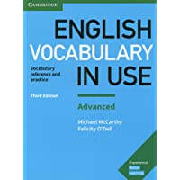 English Vocabulary in Use: Advanced Book with Answers: Vocabulary Reference and Practice