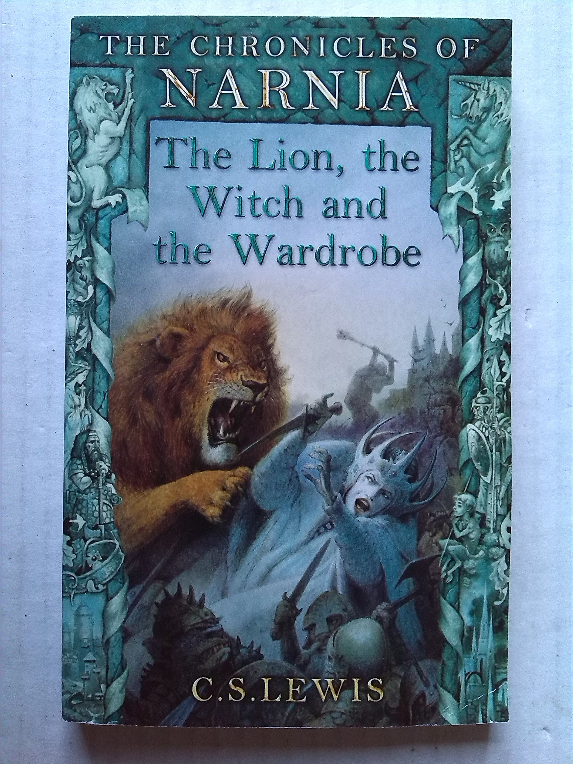 Lion, the Witch and the Wardrobe by Collins