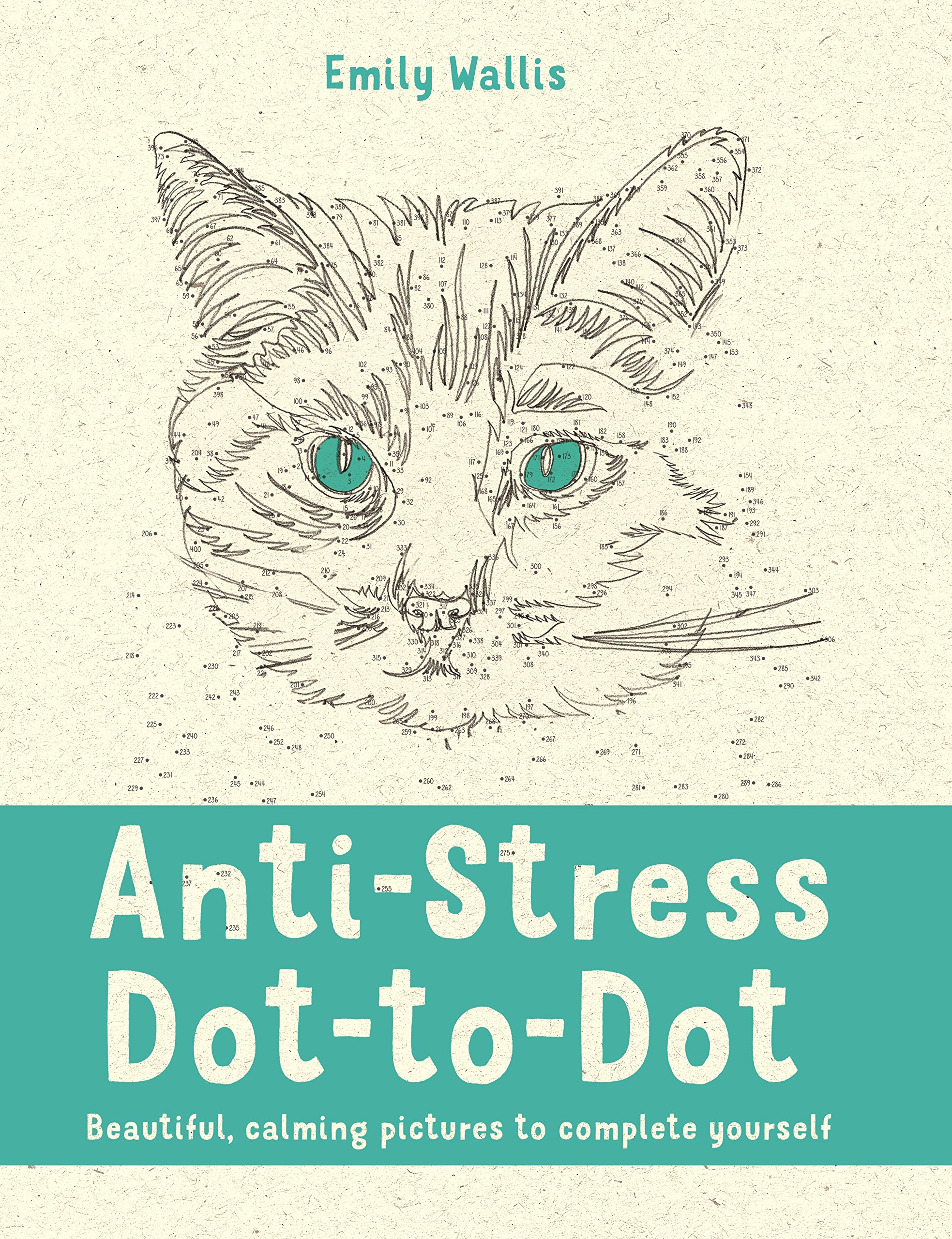 Anti stress colouring book asda - Anti Stress Dot To Dot Beautiful Calming Pictures To Complete Yourself Colouring Books Amazon Co Uk Emily Wallis 9780752265865 Books