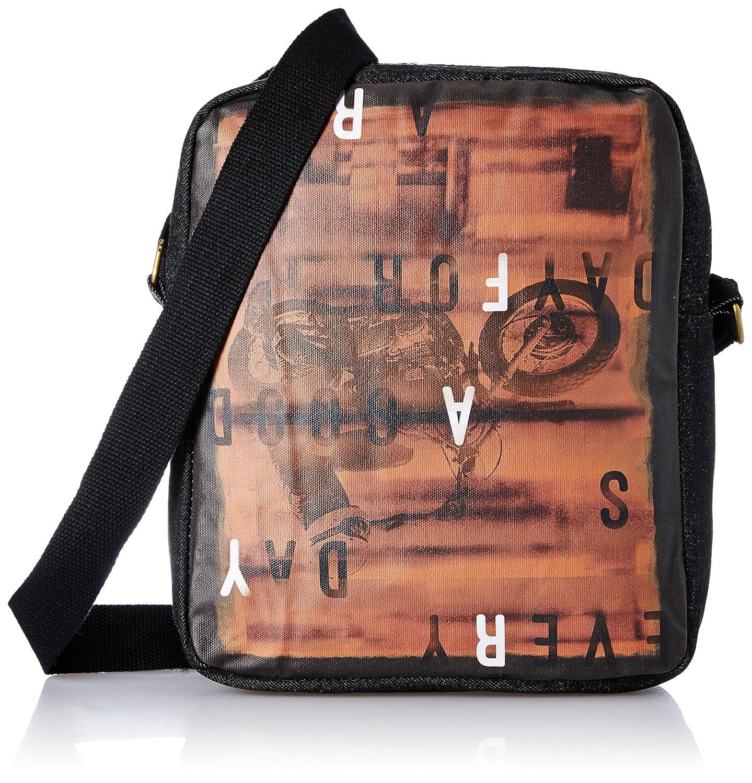 Spykar Fabric 31 cms Black Denim - 1 Messenger Bag (SPY BG 2AF27)   Amazon.in  Bags accbbf0d08962