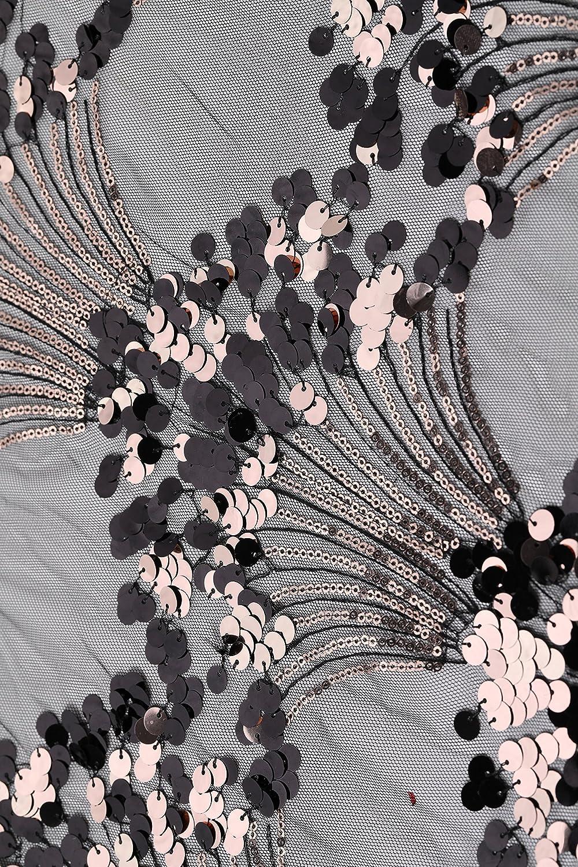 ArtiDeco Damen Umschlagt/ücher Stola f/ür Abendkleid 1920s Retro Schal Hochzeit Party Braut Schal Gatsby Kost/üm Accessoires