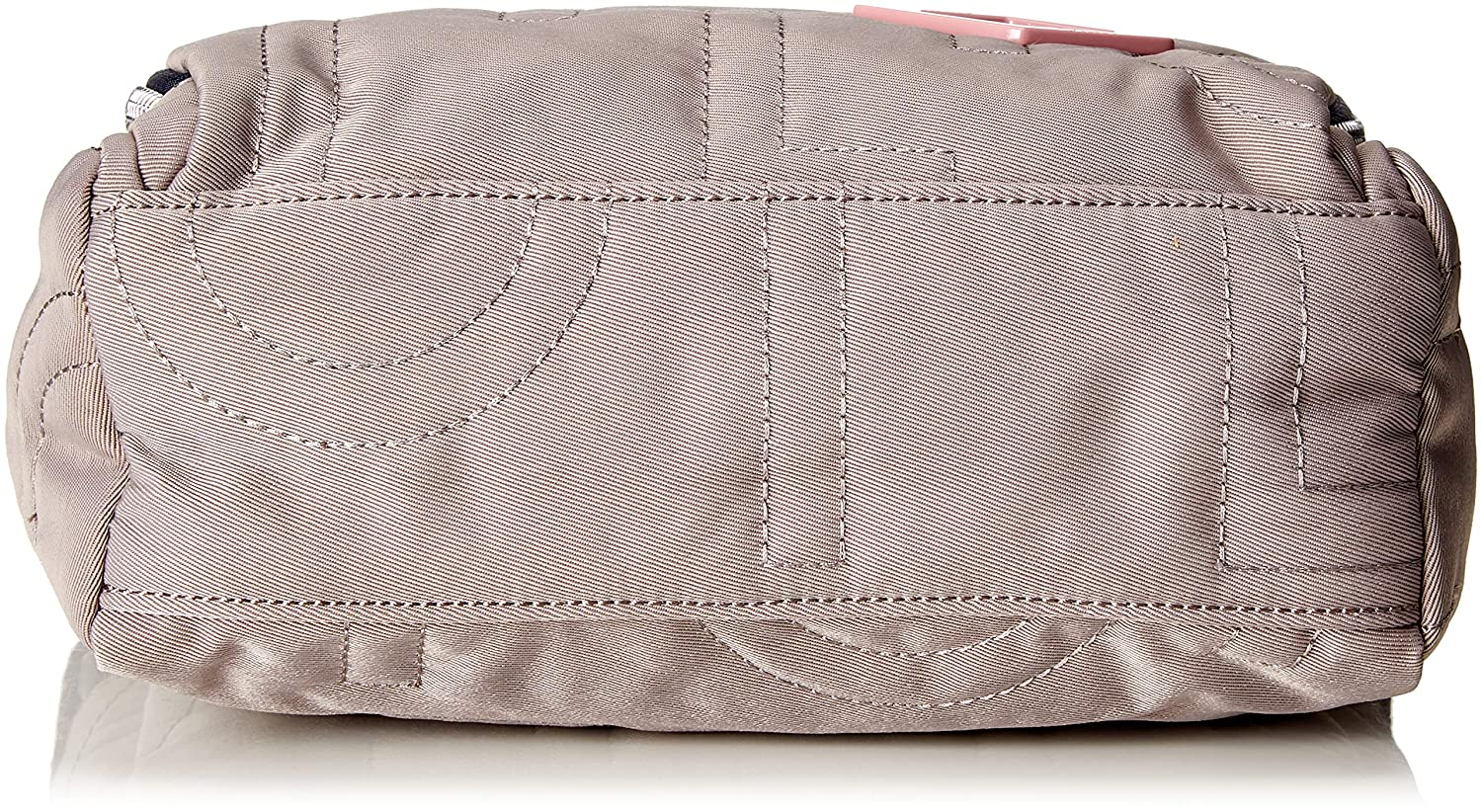 Oilily Damen Spell Shoulderbag Shz Schultertasche, 10x18x24 cm Grau (Light Grey)