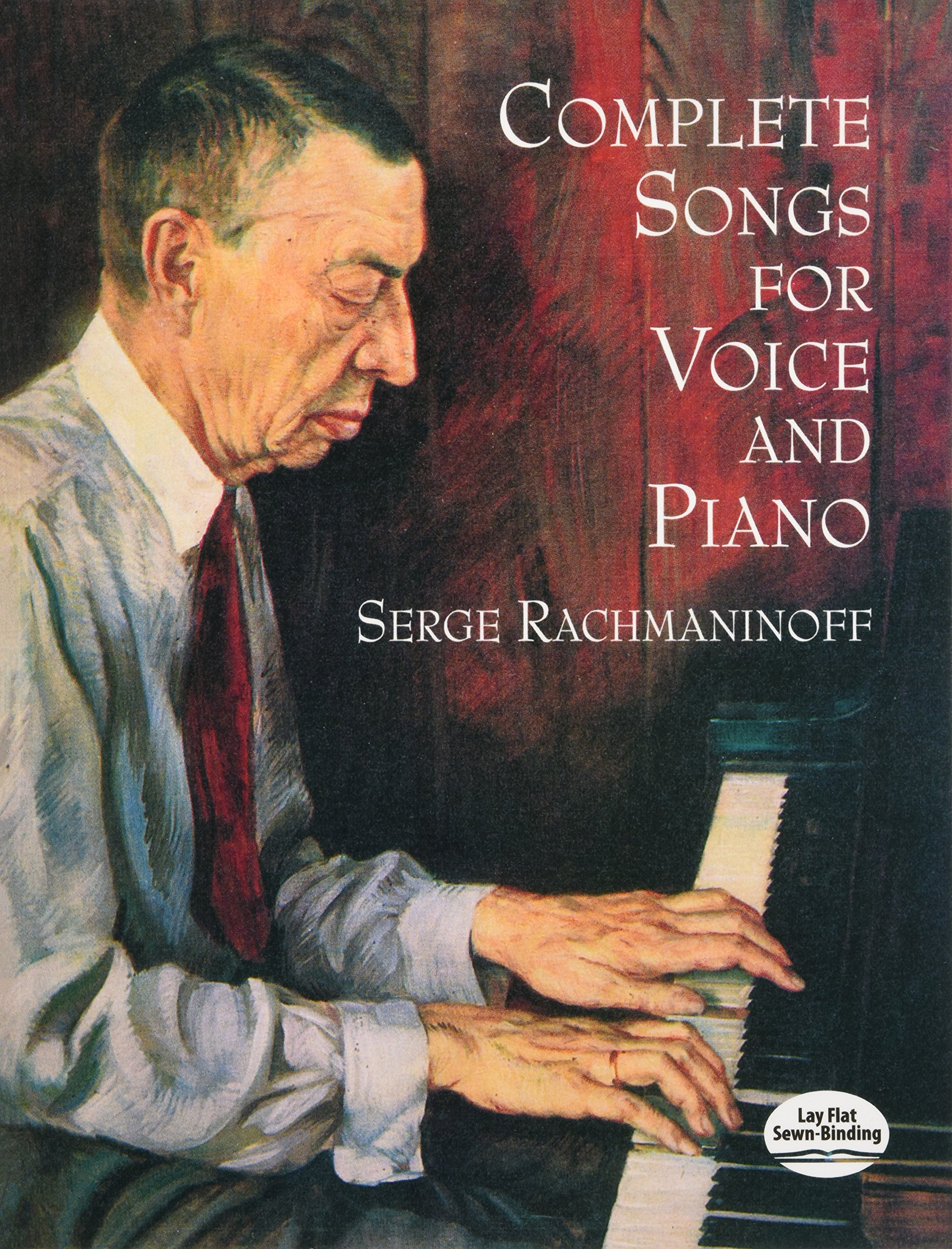 Complete Songs for Voice and Piano (Dover Song Collections)