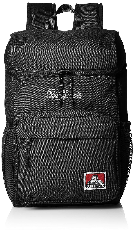 [ベン デイビス] リュックサック スクエアデイパック BDW-9170 B073VJWMZW ブラック ブラック