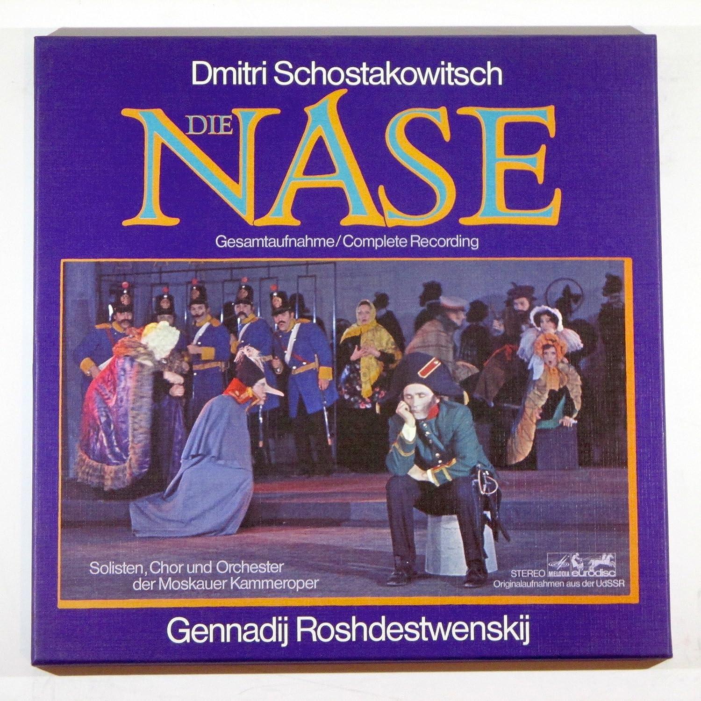 Dmitri Schostakowitsch, Gennadij Roshdestwenskij, Chorus and