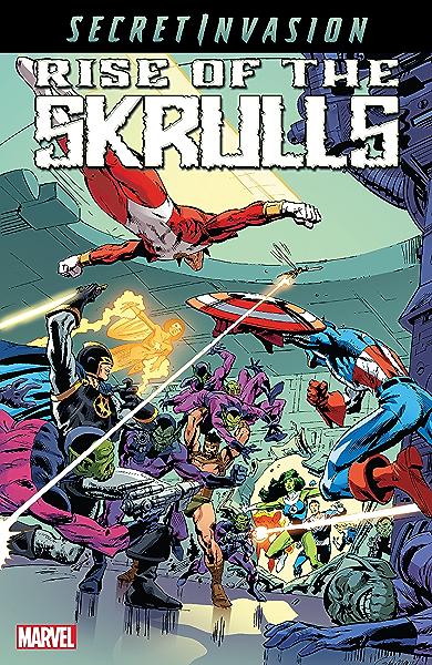 Secret Invasion: Rise Of The Skrulls (English Edition) eBook ...