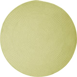 product image for Colonial Mills Boca Raton Area Rug 5x5 Celery